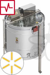 Picture of 6/12-Frames Self-turning extractor, motor 370W, programautomatic, barrel 95 cm, frames 34 x 48 cm