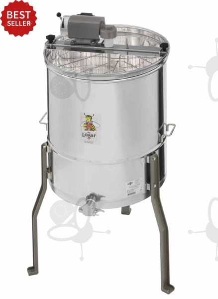 Picture of 4-Frames-Extractor, motor 110W, barrel 52 cm, without going through middle axle, frames 30 x 48 cm