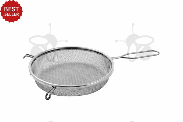 Picture of Stainless steel strainer, coarse, o 24 cm, with handle