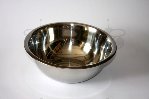 Picture of Wax bowl 2,3 l, Ø 24 cm, stainless steel