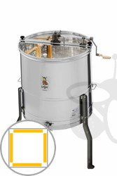 Picture of 4-Frames-Extractor, manual, barrel 63 cm, without going through middle axle, frames 37 x 48 cm, universal