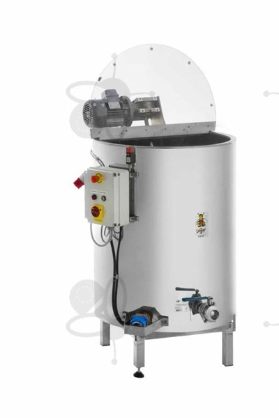 Picture of Homogenizer 600 kg, stainless steel