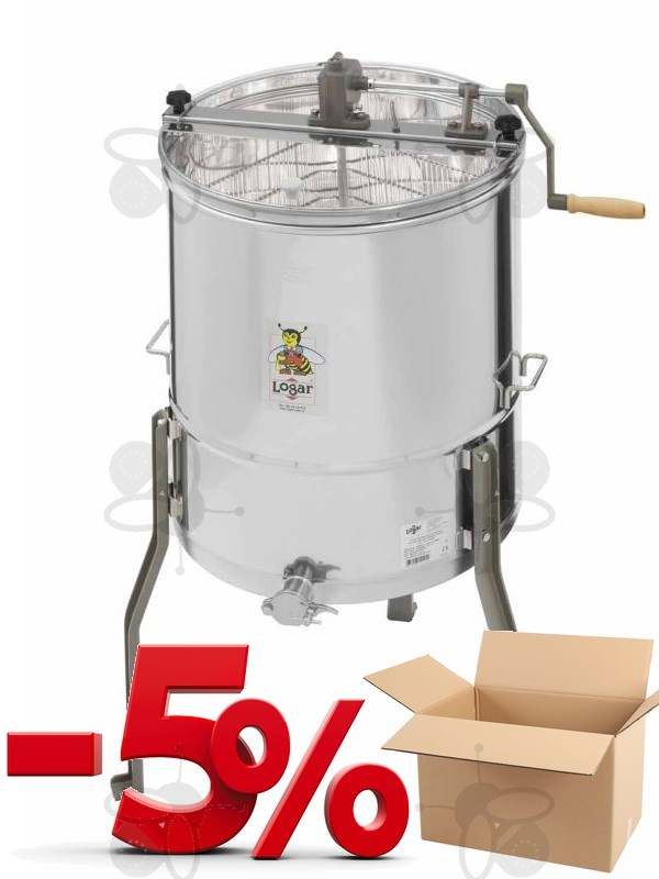 Bundle S: 4-Frames-Extractor, manual, without going through middle axle  (-5% Discount)