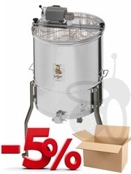 Picture of Bundle M: 4-Frames-Extractor, motor, without going through middle axle (-5% Discount)