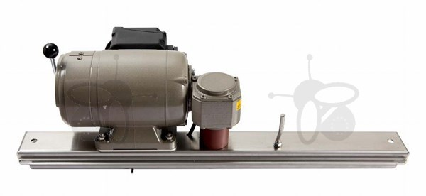 Picture of Motor for extractor 110W/230V with coupling for barrel 52 and safety switch