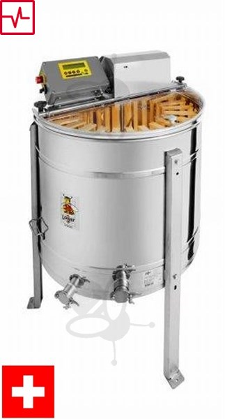Picture of Extractor radial 24/12F, programautomatic,barrel 76,180W