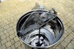 Un extracteur de miel tangentielle de diamètre 52 cm
