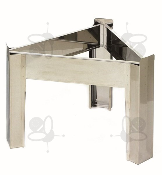 Picture of Honey tank stand, diameter 40 cm, stainless steel