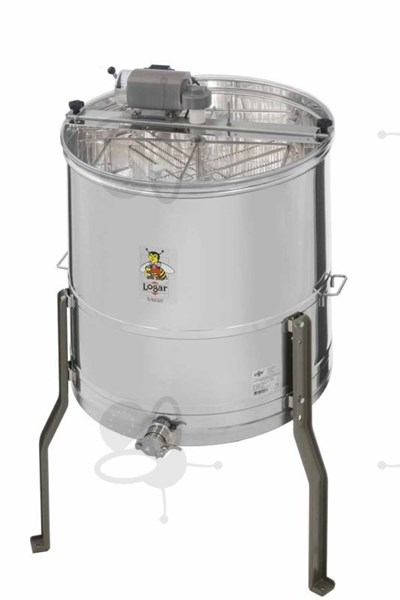 Picture of 4-Frames self-turning extractor, motor 110W, barrel 63 cm, frames 23 x 48 cm