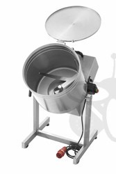 Picture of Tilting mixer ML 50 l, stainless steel