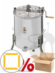 Picture of Bundle S: 4-Frames-Extractor, manual, without going through middle axle (-5% Discount)