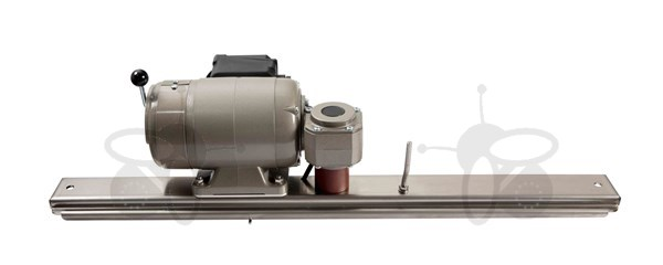 Picture of Motor for extractor 110W with beam for barrel 63 cm