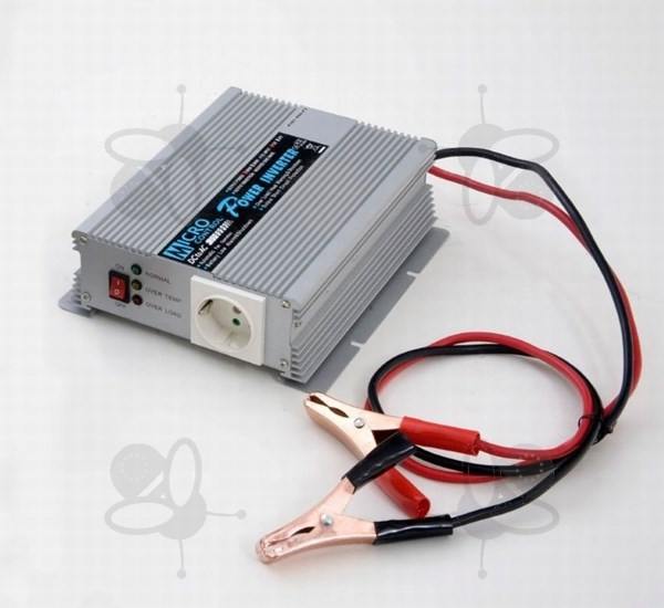 Picture of Voltage converter 12V DC-230V AC, 600W