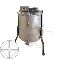 Picture of 4-Frames Self-turning extractor, programautomatic, 23 x 48 cm, barrel 63 cm,110W-M